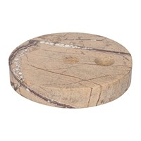 Amara Autunno Marble Taper Candle Holder