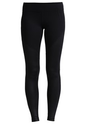 Under Armour Mirror Tights Black Tonal