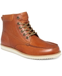 Levi's Dean Boots Men's Shoes Tan
