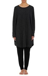 Eres Wool And Cashmere Evoutante Poncho Black