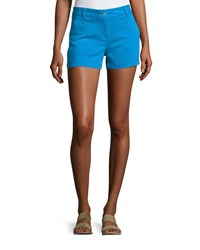 Southern Tide Mid Rise Chino Shorts Blue