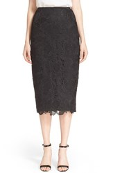 Women's Ted Baker London 'Novaas' Lace Midi Skirt