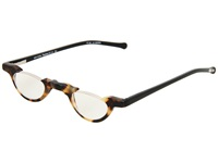 Eyebobs Topless Readers Tortoise Black Reading Glasses Sunglasses