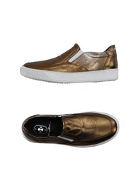 Bb Washed By Bruno Bordese Footwear Low Tops And Trainers Women Bronze