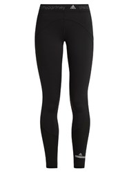 Adidas By Stella Mccartney Run Performance Leggings Black