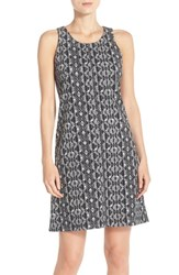 Women's Kut From The Kloth Print Ponte A Line Dress