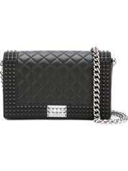 Designinverso 'Cortina' Shoulder Bag Black