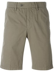 Aspesi Chino Shorts Brown