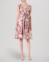 Phase Eight Dress Edita Rose Print