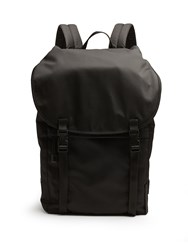 Stella Mccartney Eco Nylon Backpack Black