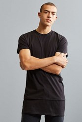 Hanes X Uo Extended Tee Black