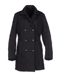Aquarama Coats Black