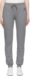 Mcq By Alexander Mcqueen Grey Slim Lounge Pants