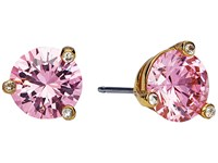 Kate Spade Rise And Shine Small Studs Earrings Light Rose