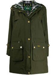 Barbour Icons Durham Hooded Parka 60