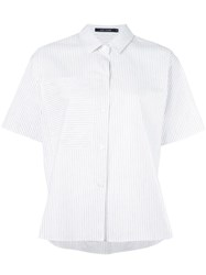 Sofie D'hoore Writing Paper Blouse White