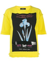 Diesel T Jacky G T Shirt Yellow