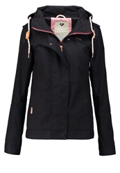 Ragwear Ewok Summer Jacket Black Jack