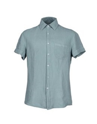 Robert Friedman Shirts Dark Green