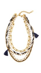 David Aubrey Jullian Necklace Multi
