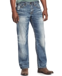 Silver Jeans Gordie Loose Straight Fit Jeans