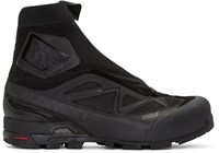 Salomon Black S Lab X Alp Ltd Edition High Top Sneakers