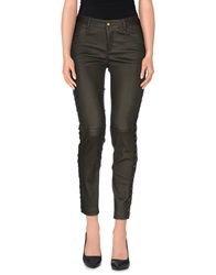 Emilio Pucci Casual Pants Military Green