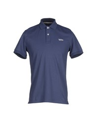 Woolrich Topwear Polo Shirts Men Slate Blue