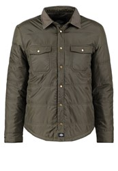 Dickies Harlan Light Jacket Dark Olive