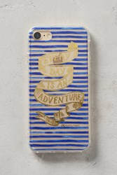 Anthropologie Molly Hatch Iphone 7 Case Blue