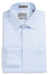 John W. Nordstrom Classic Fit Non Iron Check Dress Shirt