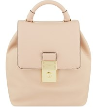 Ted Baker Nahra Leather Backpack Camel