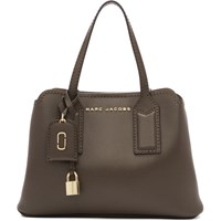 Marc Jacobs Taupe The Editor Crossbody Bag