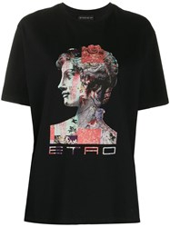 Etro Graphic Print T Shirt 60