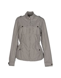 Timeout Jackets Grey