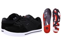 Osiris Protocol H Street Black H Street Dave Hackett Men's Shoes