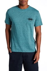 O'neill Diamond Plate Tee Blue