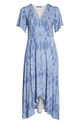 Tart Plus Size Nolan Maxi Dress Pebble Lattice
