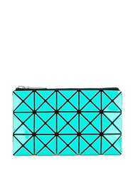 Issey Miyake Bao Bao Prism Make Up Bag Blue