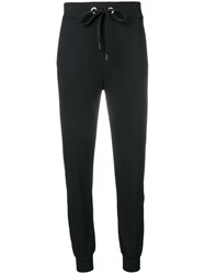 No Ka' Oi Drawstring Joggers Black