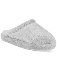 Charter Club Rice Pile Slippers Created For Macy's Turtle Dove