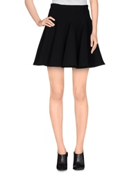 Plein Sud Jeans Plein Sud Mini Skirts Black