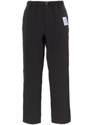Satisfy Post Run And Hiking Trousers Black
