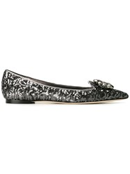 Dolce And Gabbana Bellucci Slippers Metallic