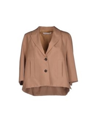 Agnona Blazers Light Brown