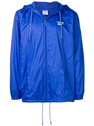 Reebok Vector Windbreaker Blue