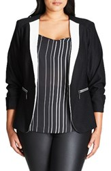City Chic Plus Size Women's So Jacket