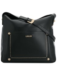 Liu Jo Hobo Shoulder Bag Black
