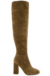 Free People Liberty Heel Boots Olive