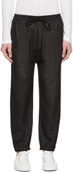 3.1 Phillip Lim Black Lounge Pants